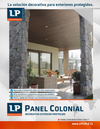 PANEL COLONIAL